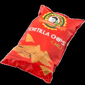 Pablo's Choice Tortilla Chips Chili